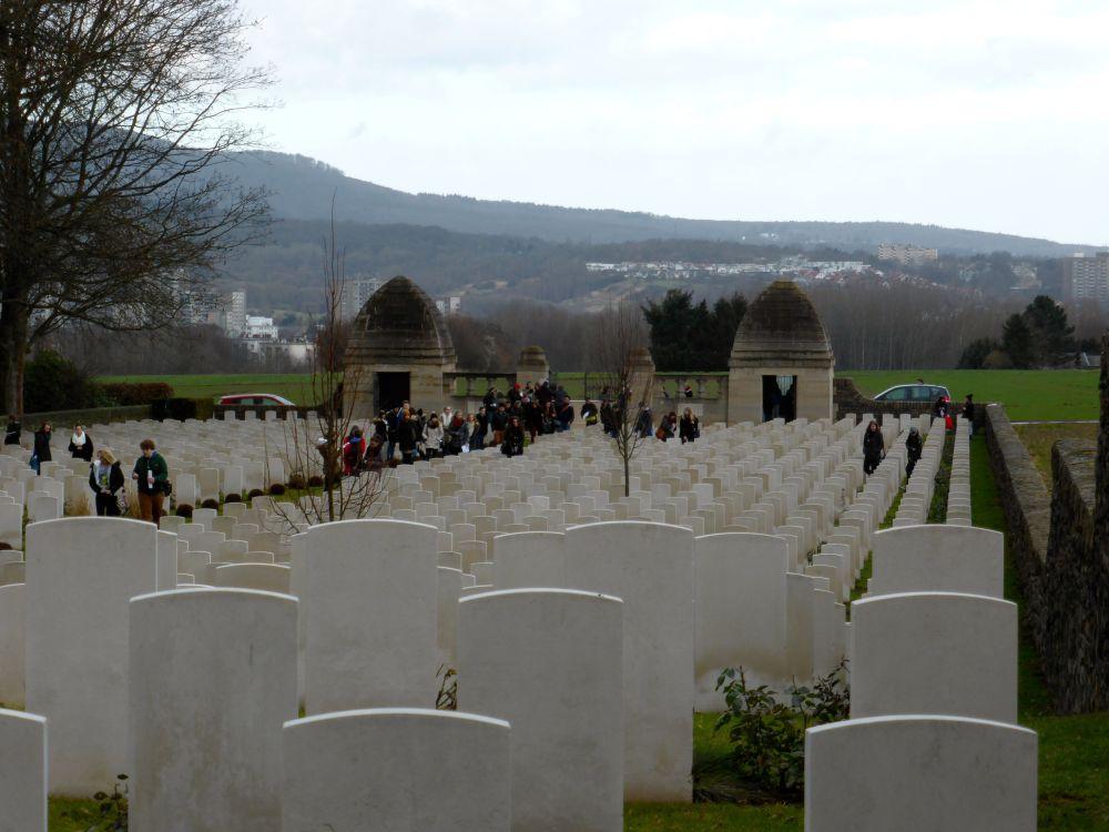 Jahrgang 9 Friedhof