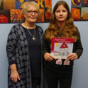 Lillith Rahmig gewinnt 2. Preis