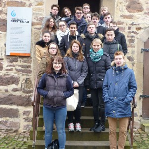 Jahrgang 10 besucht Gedenkstätte Breitenau