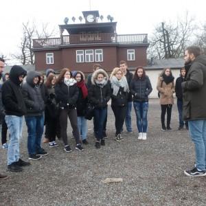 Exkursion in die Gedenkstätte Buchenwald