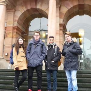 SV-Team besucht Fortbildung in Wiesbaden