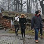 Studienfahrt nach Auschwitz 1