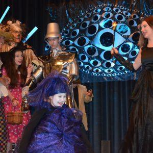 Zauberer von Oz in der Stadthalle Baunatal