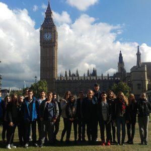EKS auf Tour in London