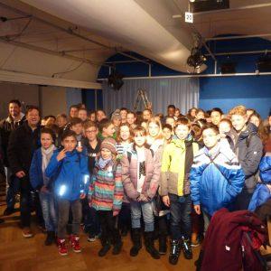 Jahrgang 6 besuchte Dokfest in Kassel