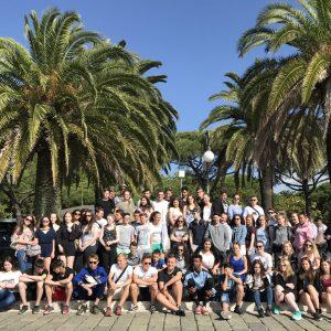 Rückblick auf die Studienfahrt nach Bella Italia