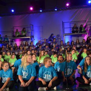 Young Americans zu Gast an der EKS