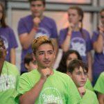 Young Americans zu Gast an der EKS 6