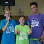 Young Americans zu Gast an der EKS 22
