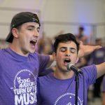 Young Americans zu Gast an der EKS 48