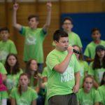 Young Americans zu Gast an der EKS 49