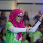 Young Americans zu Gast an der EKS 15