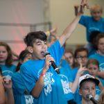 Young Americans zu Gast an der EKS 16