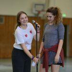 Young Americans zu Gast an der EKS 50
