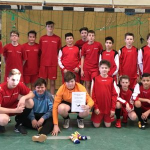 EKS Neujahrs-Cup 2018