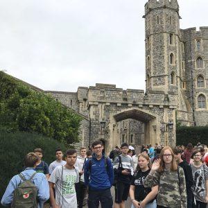 Auf Exkursion in London