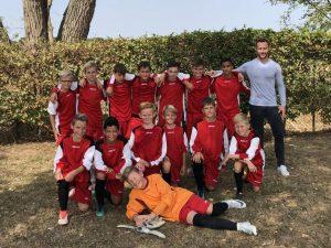 Kreisentscheid Fußball - Jugend trainiert für Olympia -