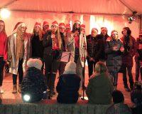 EKS auf der Weihnachtsmarktbühne 2
